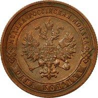 Monnaie, Russie, Nicholas II, Kopek, 1901, Saint-Petersburg, TTB, Cuivre, KM:9.2 - Russia