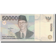 Billet, Indonésie, 50,000 Rupiah, 1999, KM:139a, SPL - Indonésie