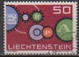 Lichtenstein 1961 MiNr.414 O Gest. Europa ( 1478 ) Günstige Versandkosten - Liechtenstein