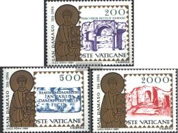 Vatikanstadt 864-866 (complete.issue) Fine Used / Cancelled 1984 Pope Damasus I. - Vaticano (Ciudad Del)