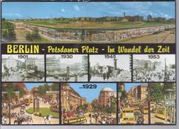 Berlin - Potsdamer Platz - Im Wandel Der Zeit - Mehrbild (8) - AK-10439-065 - Allemagne