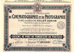 VOIR HISTORIQUE COMPLETE  1928  ACTION CINEMATOGRAPHIE PHOTOGRAPHIE FILMS KELLER DORIAN B.E.VOIR SCANS - Cinéma & Théatre
