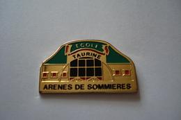 20180922-2047 OCCITANIE GARD ECOLE TAURINE ARENES DE SOMMIERES - Cities