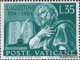 Vatikanstadt 225 Fine Used / Cancelled 1954 Holy. Augustinus - Gebraucht