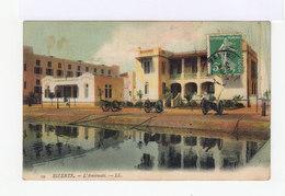Bizerte. L'Amirauté. Avec Canons. (3106) - Tunisie