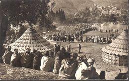 CP - Afrique - Maroc - La Fantasia Au Cours Du Grand Moussem - Maroc
