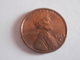 One Cent ETATS UNIS 1975 D - 1959-…: Lincoln, Memorial Reverse