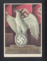 Dt. Reich PK Nürnberg 1937 Reichsparteitag - Parteien & Wahlen