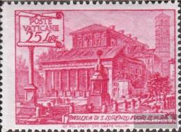 Vatikanstadt 155A Unmounted Mint / Never Hinged 1949 Basilicas - Vatican