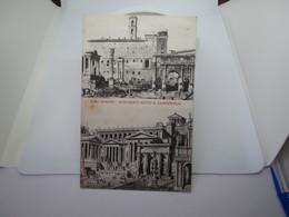 C P A   ROME  14X9 - Andere Monumenten & Gebouwen