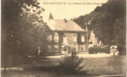 Sclaigneaux Le Château... Usines Dumont. - Andenne