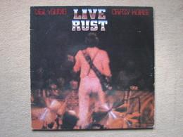 NEIL YOUNG & CRAZY HORSE - LIVE RUST (2LP) (WARNER BROS 1979) - Rock