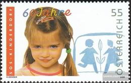 Österreich 2793 (completa.Problema.) MNH 2009 SOS Nostre Case - 1945-.... 2. Republik