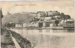 CPA - Namur - Vue Sur La Citadelle -La Meuse- Le Pont De Jambes - Le Funiculaire -Le Château - Namur