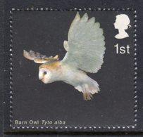 GREAT BRITAIN GB - 2003 BIRDS OF PREY BARN OWL 1st CLASS STAMP FINE MNH ** - 1952-.... (Elizabeth II)
