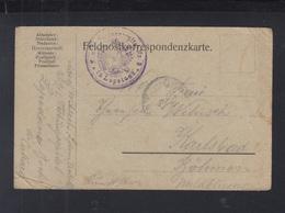 KuK Feldpost Montenegro Lepetani 1916 - Briefe U. Dokumente