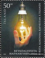 Island 1073 (completa Edizione) Usato 2004 Reykdals-Kraftwerk - Usados