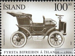 Island 1070 (completa Edizione) Usato 2004 Primo Automotive Dopo Islanda - Usados