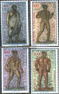 Vatikanstadt 916-919 (complete Issue) Unmounted Mint / Never Hinged 1987 Stamp Exhibition - Vatican