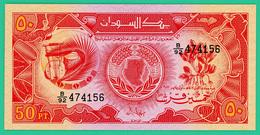 50 Piastres - Soudan - 1991 - N° B/92  474156 -  Neuf - - Soudan