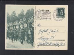 Dt. Reich Bild-PK 1937 Nürnberg Nach Leipzig - Germania