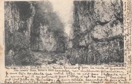 THE LOVERS' LEAP - Miller's Dale - Karte Gel.1905 > Jemappe Belgien - England