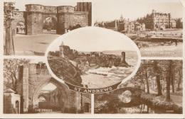 ST. ANDREWS - Karte Gel.1915 > Dornach Schweiz - England