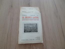 Occitan La France Latine Pays D'Oc Pays Latin 4 Premiers Numéros !!!! - Autres