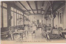 PYRENEES ATLANTIQUES - SALIES De BEARN - Grand Hôtel Bellevue - Le Hall - Salies De Bearn