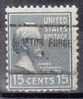 USA Precancel Vorausentwertung Preo, Locals Virginia, Clifton Forge 704 - Vereinigte Staaten