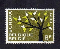 Belgio - 1962 - Europa  CEPT - Usato - (FDC12035) - Europa-CEPT