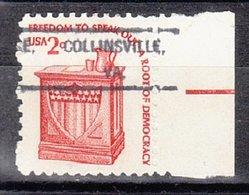 USA Precancel Vorausentwertung Preo, Locals Virginia, Collinsville 807 - Vereinigte Staaten