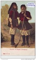 9198   CPA  POST CARD  ITALIE SARDINIA  COSTUME DI DORGALI - Nuoro