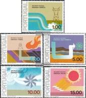 Portugal 1343-1347 (completa Edizione) Usato 1976 Energia - 1910 - ... Repubblica