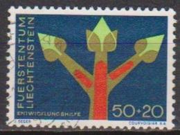 Lichtenstein 1967 MiNr.485 Entwicklungshilfe ( 1573 ) Günstige Versandkosten - Liechtenstein
