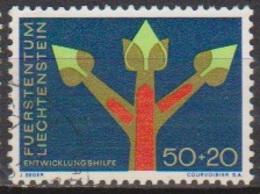 Lichtenstein 1967 MiNr.485 Entwicklungshilfe ( 1573a ) Günstige Versandkosten - Liechtenstein
