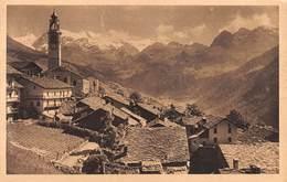 "08565 ""(AO) ANTAGNOD - VALLE D'AYAS M. 1710""VEDUTA.  FOTO GIUSEPPE RATTI. CART NON SPED - Italia"