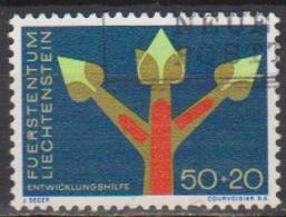 Lichtenstein 1967 MiNr.485 Entwicklungshilfe ( 1566 ) Günstige Versandkosten - Liechtenstein