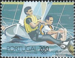 Portugal 1766 (kompl.Ausg.) Postfrisch 1988 Sommerspiele - 1910-... République