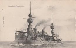 MARINE  FRANCAISE    LE CHANZY - Boats