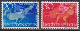 Lichtenstein 1967 MiNr.475 - 476 Sagen ( 1680 ) Günstige Versandkosten - Liechtenstein