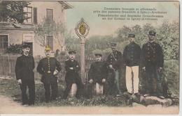 Douaniers Francais Et Allemands Igney Avrincourt - Douane