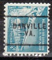 USA Precancel Vorausentwertung Preo, Locals Virginia, Danville 703 - Vereinigte Staaten