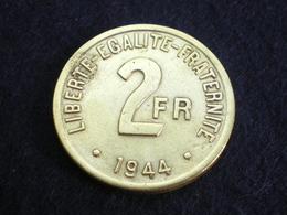 FRANCE 2 FRANCS PHILADELPHIE 1944         (  Plbleu1/14  ) - France