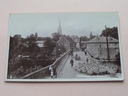 HARNHAM Bridge ( R R Edwards Salisbury ) Anno 19?? ( Zie Foto Voor Details ) ! - Salisbury