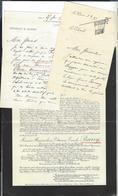 MAXIMILIEN Etienne Emile BARRY  Général De Brigade Faire Part Décès 1910 - Autographe 2 Corr. - Avvisi Di Necrologio