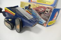 Vintage BIG JIM - ALL TERAIN VEHICLE -  With Original BOX - Mattel - Action Man - Action Man