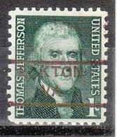 USA Precancel Vorausentwertung Preo, Locals Virginia, Elkton 852 - Vereinigte Staaten