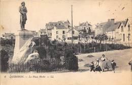56-QUIBERON-LA PLACE HOCHE - Quiberon
