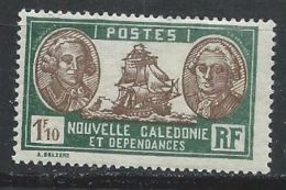 Nouvelle-Calédonie YT 155 X / MH - New Caledonia